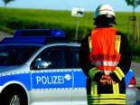 Murten FR - Bernstrasse gesperrt