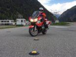 Graubünden GR: Polizei veröffentlicht Tipps zur Motorradunfall-Prävention