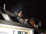Erneuter Feuerwehreinsatz wegen Folgebrand