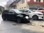 Netstal GL: Bei Unfall vortrittsberechtigtes Auto übersehen
