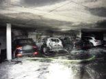 Villars-sur-Glâne FR: Wegen Feuer in Tiefgarage 29 Personen evakuiert