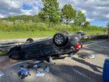 Arisdorf BL: A2 nach Unfall komplett gesperrt