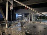 Nussbaumen: Massive Verwüstung nach Bankomat-Sprengung