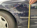 Rheinfelden AG: Fahrerin fährt nach Unfall einfach weiter