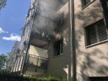 Kreuzlingen TG: Feuer in Wohnung ausgebrochen