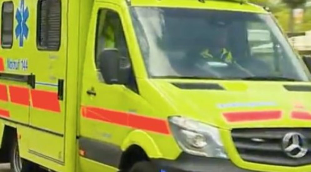 Därligen: Verletzter nach Unfall auf der A8