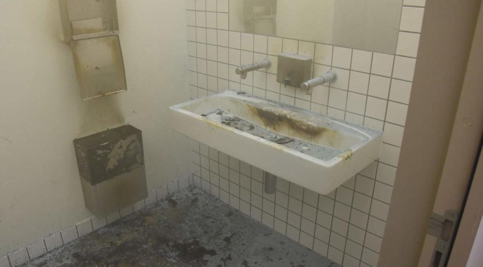 Altstätten SG: Brandstiftung im Berufs- und Weiterbildungszentrum