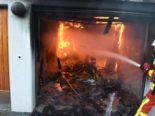 Buchs SG: Mofa von 14-Jährigem in Brand geraten