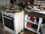 Küchenbrand in Kobelwald SG: Pfanne entzündet sich