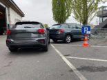 Risch Rotkreuz ZG: Mann nach Unfall aus Auto geborgen