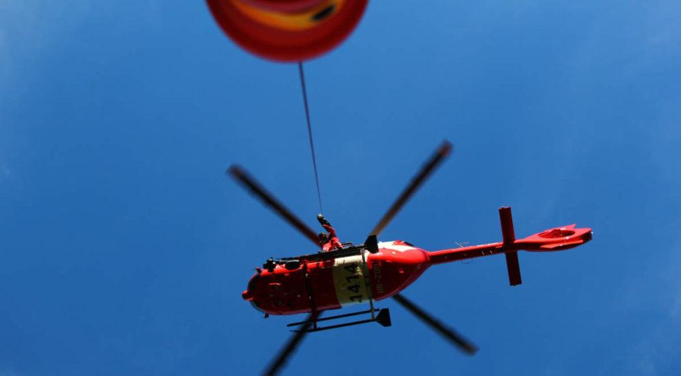 Lägern AG: Frau stürzt dreissig Meter in die Tiefe