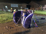 Horror-Unfall in Alberswil LU fordert Rega-Einsatz