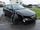 Sennwald SG - Alkoholisiert Unfall gebaut