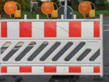 Lampenberg BL - Strasse gesperrt