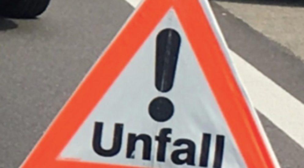 Beckenried NW: Unfall zwischen mehreren Fahrzeugen auf der A2