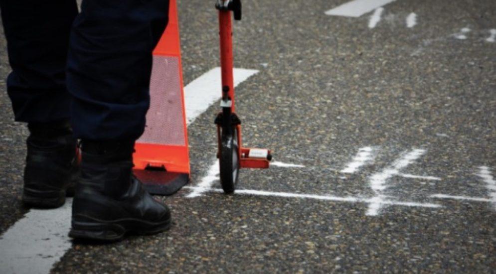 Villmergen AG: Bei Unfall in Hauswand geprallt