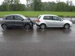 St. Margrethen: Zwei Unfälle auf der Autobahn fordern eine verletzte Person