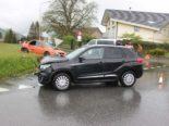 Appenzell AI: Autos nach Unfall stark beschädigt