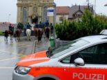 Hitzkirch / Müswangen LU: Auffahrtsumritt abgesagt, Pferdesegnung durchgeführt