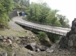 Gumpischtunnel UR: Reinigungsarbeiten nach Unfall und Fahrzeugbrand