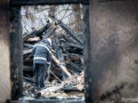 Brand in Nänikon ZH: Zwei Personen verletzt
