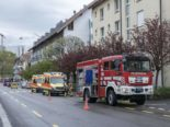 Mattenhof BE: Person nach Küchenbrand im Spital