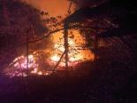 St. Margrethen SG: Jagdhütte abgebrannt