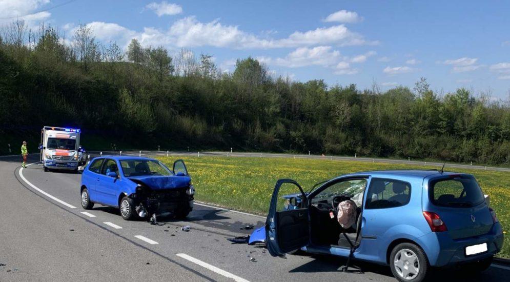 Schwerer Unfall in Horgen ZH