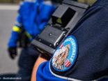 Trient: Motorradfahrer muss seinen Führerausweis auf Platz abgeben