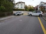 Unfall in St.Gallen: Lenkerin übersieht Gegenverkehr