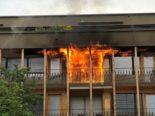 Chur GR: Alle Hausbewohner bei Wohnungsbrand evakuiert