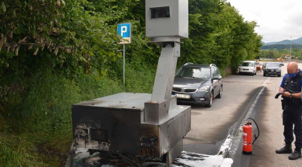 Eppenberg-Wöschnau SO: Radaranlage angezündet