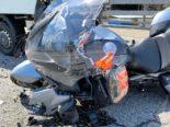 Filzbach GL: Unfall auf der A3 führt zu Stau