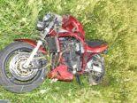 Thayngen SH: Motorradfahrer stirbt bei seitlicher Frontalkollision