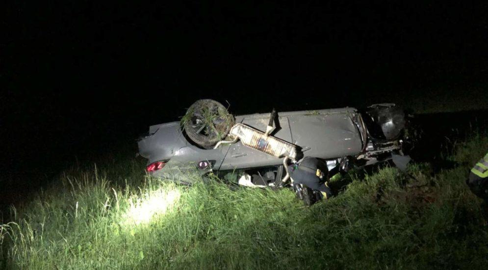 La Roche FR: Schwer Verletzte nach Unfall ins Krankenhaus transportiert