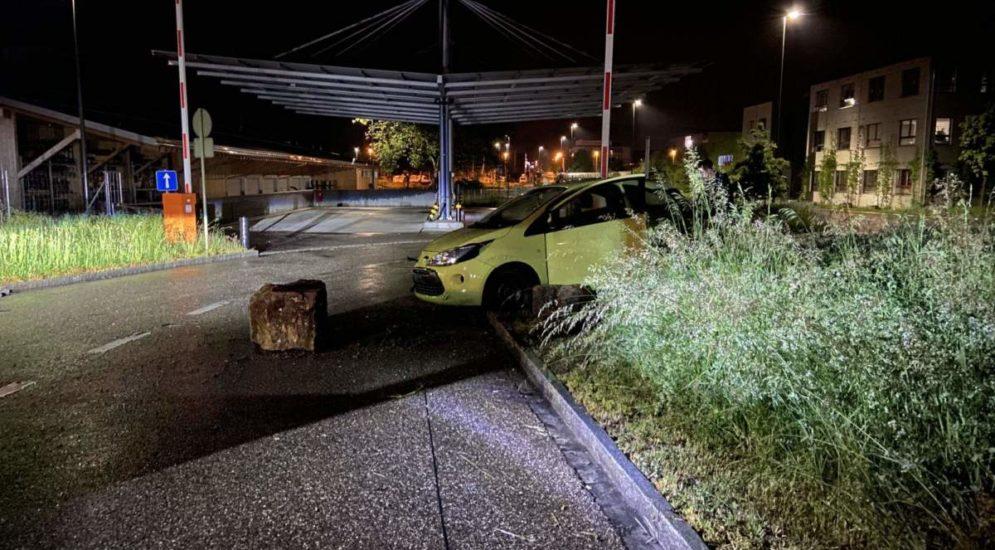 Sissach BL: Fahrer (36) baut Unfall mit 2,4 Promille intus