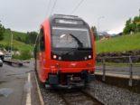 Zürchersmühle AR - Unfall: Frau (44) kollidiert mit Zug