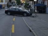 Herisau AR: Rennvelofahrer bei Unfall verletzt