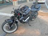 Unfall Kreuzlingen TG: Motorrad gestohlen und Crash gebaut