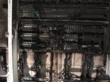 Aarau Rohr: Erheblicher Sachschaden nach Brand