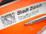 Zürich: Velofahrer bei Unfall erheblich verletzt