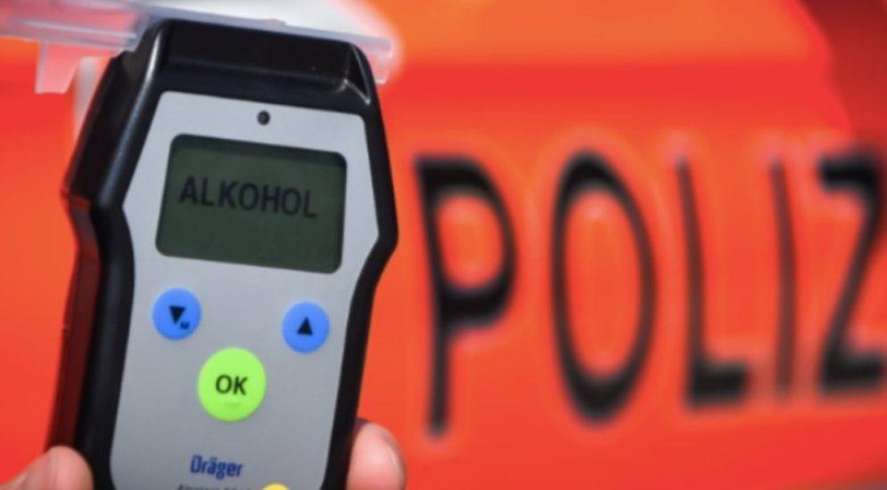 Brunnen SZ: Lastwagenfahrer betrunken unterwegs
