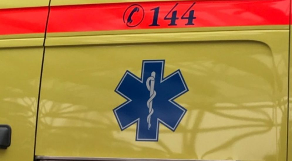 Lugano TI: 19-Jähriger fällt von Säule und verletzt sich schwer