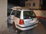 Unfall Uzwil SG: Beifahrer (27) stirbt bei schwerem Crash