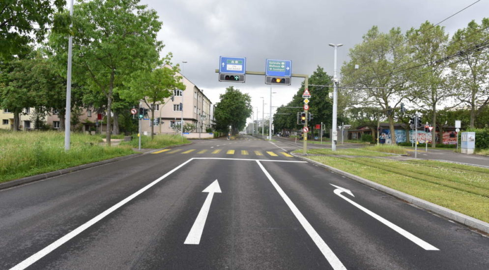 Basel BS: Ein Verletzter bei Unfall zwischen zwei Autos