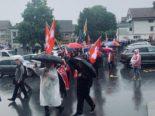 Appenzell AI: Rund 500 Personen auf unbewilligter Demo