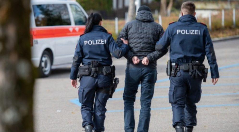 Altishausen TG: Vier illegale Arbeiter (24-39) auf Baustelle festgenommen