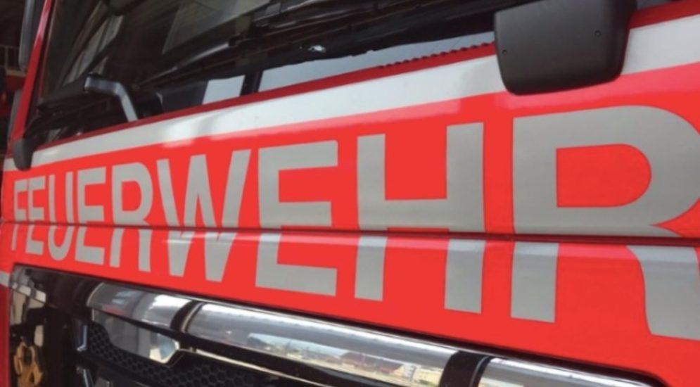Sirnach TG - Defekter Akku hält Feuerwehr auf Trab