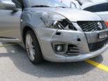 A3 Bilten GL: Unfall trotz Vollbremsung