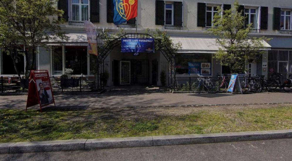 Festnahme nach Schussabgaben in Basel